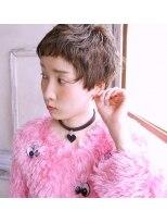 ヴァンカウンシルプティ(VAN COUNCIL petit)セミウェットなベリショでピンク☆