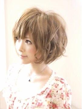 カロンヘア富小路(Calon hair)【Calon hair富小路】Cherry Short (小路 慎一郎)