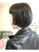 ヘアアンドメイクフリッシュ(HAIR&MAKE FRISCH)ミニボブ