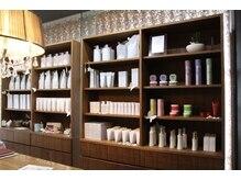 フォルツエアーユアン(hair clinic salon fforts h air yuan)の雰囲気(COTA正規取扱店。ほんとに必要なものを必要なところに届ける。)