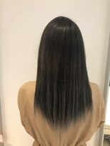 ヘアーリゾートラシックアールプラス(hair resort lachiq R+)《R+》グラデーション☆グレージュ