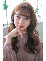 ヘアーサロン リアン 熊谷2号店(hair salon Rien)大人気☆ゆるふわソフトベージュ☆