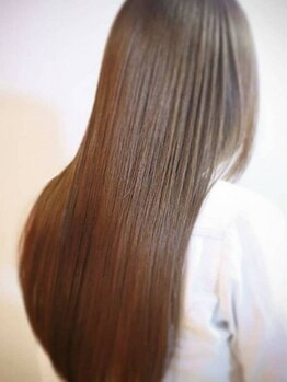 コルタリ(CORTALI)の写真/細かい髪質診断でお悩みに合ったトリートメントをご提案♪自分史上最高の艶髪へ…