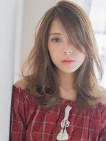オジコ(ojiko)☆月曜営業☆【ojiko.】大人可愛いゆるふわなセミロング
