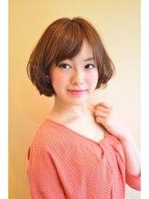 アイル ヘアー(Aile Hair)Aile hair ナチュラルボブstyle