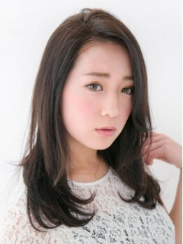 ルアナ(LUANA)の写真/【雪が谷大塚駅徒歩1分】美しさは目は見えない所から…♪選び抜いたオ-ガニック製品使用で美しい髪の毛へ♪