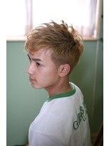MEN'S HAIR ソフトモヒカン