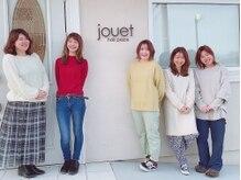 ジュエ ヘアプレイス 岩神店(jouet hair place)