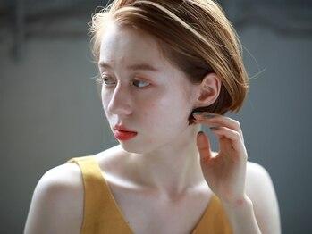 クロム バイ リエット(Chlom by Lietto)の写真/#外国人風カラー《Cut+カラー¥4900》透明感カラー導入!!Chlomで叶う最旬Style★