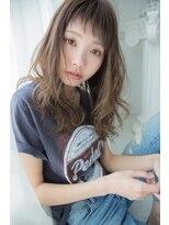 シエン(CIEN by ar hair)CIEN by ar hair片瀬『浜松可愛い』グレイジュ+ショートバング