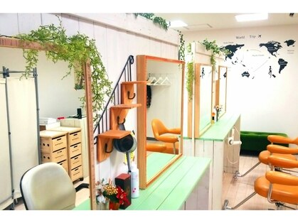 ヘアースペース 練馬店(hair space COCO)の写真