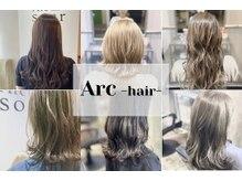 アークヘアーソア 和歌山市駅店(Arc hair soar)