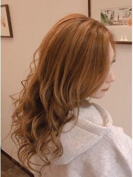 グランヘアー 南店(GRAN HAIR)大人☆ハイライト 【GRAN HAIR南店】