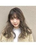 アルマヘアー(Alma hair by murasaki)ダブルカラーで透明感あるロングスタイル
