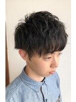 ヘアー リラクゼーション アンヴィ(Hair Relaxation anvi)ツイストマッシュ