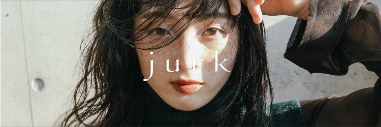 ユルク(jurk)のサロンヘッダー