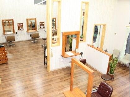 グリーングリーンヘアルーム greengreen hairroomの写真