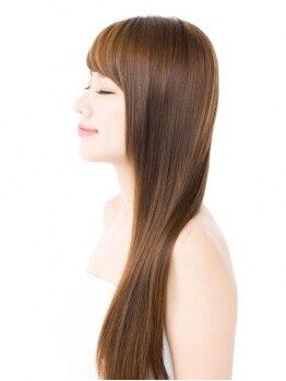 ラヴィエール(Laviere)の写真/仕上がりに感動…!【最新NEO縮毛矯正】導入サロン。毛先まで自然な柔らかさで,思わず触れたくなる髪に♪