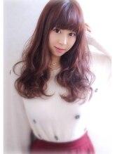 エス ヘア&ヒーリング(S hair&healing)++Aライン  SWEET PINK++   担当・白坂