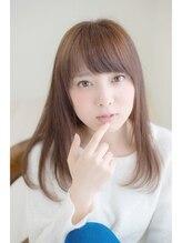 イル ヘア デザイン(illu hair design)【illu☆】ワンレンベース☆フレンチレイヤー☆