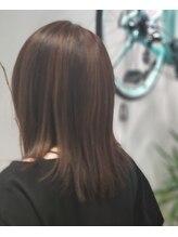 シーニュ ヘアー デザイン(cygne hair design)愛され3Dカラー