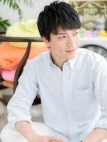 マカロン 郡山富田店(macaron)【macaron】ナチュラル束感ショート