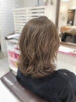 ルルカ ヘアサロン(LuLuca Hair Salon)LuLucaお客様☆スナップ 柔らかベージュカラー