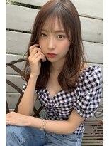 【FORTE 江口】こだわり前髪カット シースルバング 小顔カット