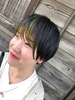 コレット ヘアー 大通(Colette hair)☆イエローバング☆