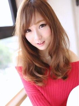 アグ ヘアー ラジアン 赤羽店(Agu hair radian)~ふわりやわらかセミロング~