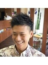 ヘアーズ フカセ(hair's Fukase)『ショート ツーブロック♪』