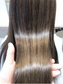 レア 渋谷(Le'a)の写真/[渋谷NewOpen]TOKIO・Aujua・オラプレックスで髪質改善。話題のケアが今だけお手頃価格で☆[Aujua¥4320]