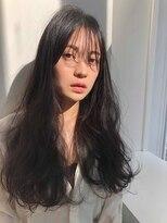 ヘアー ミッション 心斎橋店(hair Mission)スモーキーグレージュ・仕事でもOKナチュラルな自然カラー