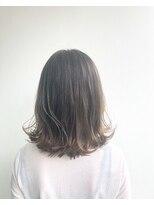 ヘアメイク オブジェ(hair make objet)スペシャルハイライトカラー☆