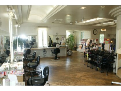 ヘアーメイクプレイス ティーズボーン 春採店(HAIR MAKE PLACE)の写真