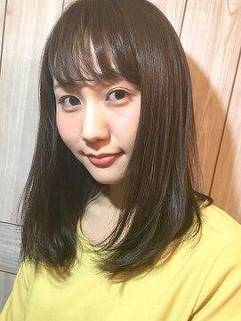 ブルシイ(Bersih)オリーブベージュ★きれいめミディ