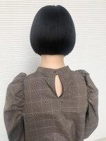 マド ヘア(mado hair)ミニボブ