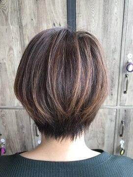 ルーディヘアーブランド(Ludi hair Brand)ショートボブ!