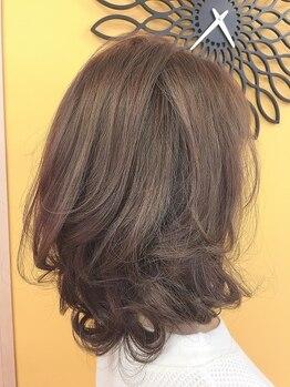 プライベートルーム PrivateRoomの写真/《イルミナ/スロウカラー/ダニエルギャルビン/アプリエ/シュワルツコフ》豊富なカラー剤でなりたい髪色へ★