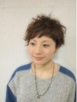 トリコ ヘアアンドケアスペース(trico hair&care space)エアリー☆ショート