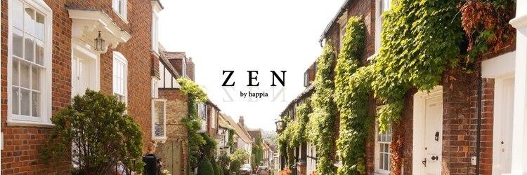 ゼン バイ ハピア 横浜(ZEN by happia)のサロンヘッダー