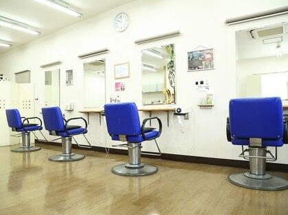 美容室 マザーズの写真