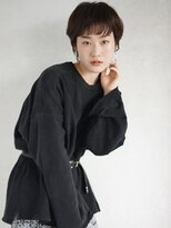 Belle BIANCA ショートバング丸みショート by.マツモト