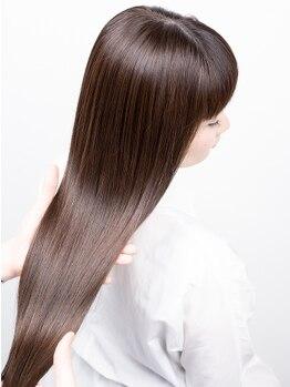 """テラスヘア センダイ(TERRACE hair SENDAI)の写真/【都内で話題沸騰】仙台では希少な髪質改善トリートメント""""Le Lumiss System""""であなた史上最高の美髪へ♪"""
