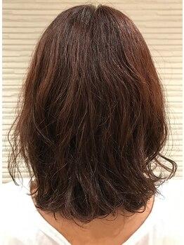 カッシュカッシュ(Cache-Cache)の写真/繰り返すカラーでのダメージが気になる方必見◎艶やかで健やかな髪へ♪あなたに似合う色味をご提案致します