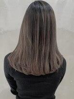ソース ヘア アトリエ(Source hair atelier)【SOURCE】ミルクティーグレージュ