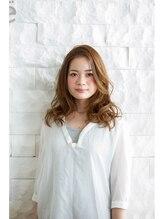 ヘアーアンドメイク アンジュ 中野店(Hair&Make ange)ロング