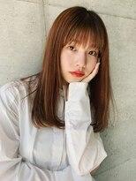 ヘアサロン ガリカ 表参道(hair salon Gallica)ロング