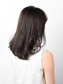 ブレラ(BRERA)の写真/[一人ひとりに合わせた配合で輝く髪を…]髪質改善トリートメントでみんなから羨ましがられるサラツヤ髪へ!