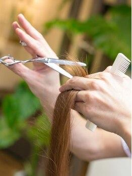 ヘアーマヒナ(Hair mahina)の写真/大人可愛いショート/大人ナチュラルstyleが好評♪再現性が高く、自宅でもサロン帰りの仕上がりが持続♪